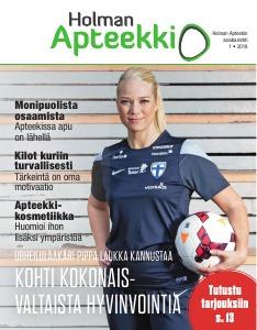 Holman Apteekki 1/2018